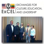 Amb. Derse became an Honorary Member of the AMCham, Giedre Kvederaviciene became the official ExCEL Ambassador