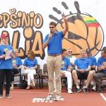 Jono Kazicko sveikinimo kalba