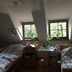Ligonių kambarys