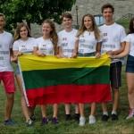 ASSIST Lietuva 2015/2016 metų stipendijų laureatai seminare JAV