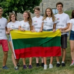 ASSIST Lithuania 2015/2016 students