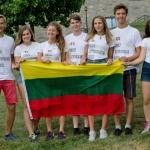 ASSIST 2015/2016 moksleiviai iš Lietuvos