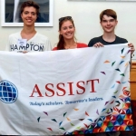 ASSIST moksleiviai iš Lietuvos remiami KFF