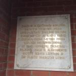 Juozo ir Aleksandros koplyčia, pastatyta tremtinių, 1863m. lenkų-lietuvių sukilimo dalyvių garbei, 140-ųjų jų įkurto kaimo Čiornaja Padina metinių proga