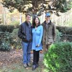 Michael, Beverly ir Jack Kazickai