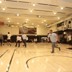"Inside NBPA HQ on Saturday for the ""Basketball Power"" program. (NBPA)"