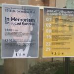 Mišios ir koncertas J. P. Kazicko atminčiai šv. Kazimiero bažnyčioje