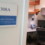 A. Grišino ofisas Yale