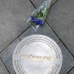 Memorial Plate for Jan Zwartendijk