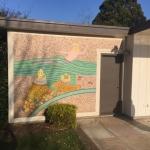 V. Jonyno mozaika Kazickų rezidencijoje East Hampton, NY