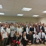 Skubiosios medicinos rezidentų konferencija Vilniaus Universitetinėje ligoninėje