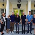 Susitikimas su Lietuvos Krepšinio Lyga