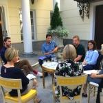 Susitikimas su Vilniaus Maratonu