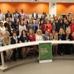 2019 Paveldo kalbų mokyklų konferencijos dalyviai