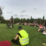 Summer camp at Raguvele
