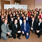 Šiaurės Amerikos jaunimo suvažiavimo dalyviai bei LF stipendininkai