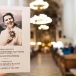 Mass honoring memory of Alexandra Kazickas