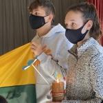 A. Kazickas Lithuanian School's students