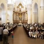 Sacred Music Concert at St. Casimir church in Vilnius