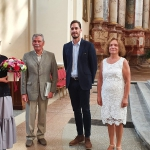 P. Butenas and A. Kazickas Award ceremony