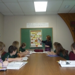 Class of Lithuanian, 2012