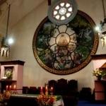 Dangaus Ėmimo bažnyčia Nepale