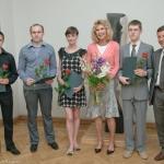 J. Kazickas awards KTU, Kaunas, 2013