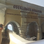 Contributors for the Oberlinger Organ