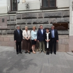 JPKF discussions in Research Council of Lithuania, Vilnius 2013