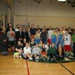 Krepšinio galia - Metimas už Lietuvos vaikus Long Island Niujorko valst. JAV LT Vasario 16 Krepšinio turnyre, 2015 02