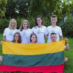 ASSIST Lithuania 2016/2017 Scholars