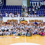 Basketball Power End-of-Season Event in Utena, June 2016