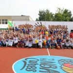 Basketball Power End-of-Season Event in Vilnius, June 2015