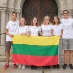 ASSIST Lithuania scholars 2018-2019