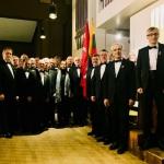 """Restored Lithuanian 100 - Men's Choir """"Oaks Club"""" Perform in Berlin"""
