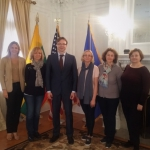 Lithuanian Doctors Attend Pediatric Oncology Congress in Washington, DC