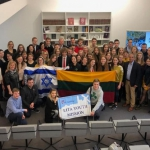 Lithuanian School Students' Trip to Israel