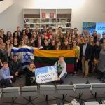 Lietuvos moksleivių kelionė į Izraelį